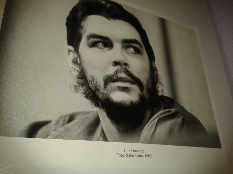 Che Guevara as Cuban statesman