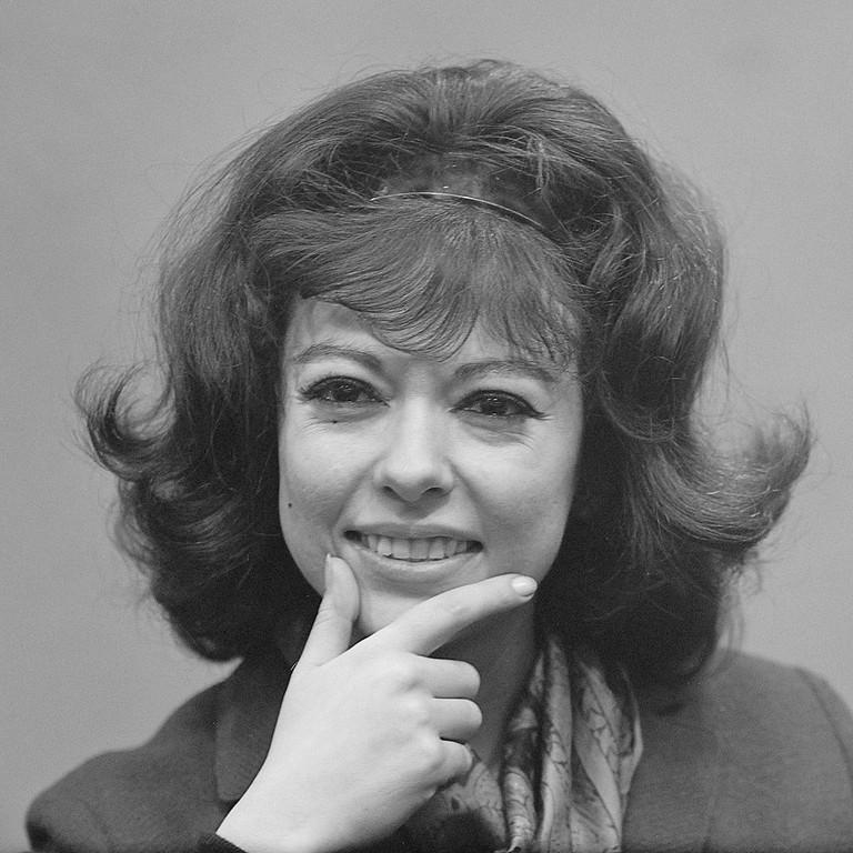 Rita Moreno in her youth