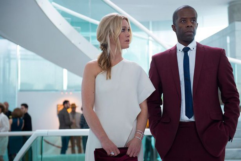 Julia Stiles and Adrian Lester, the latter who also directed two episodes