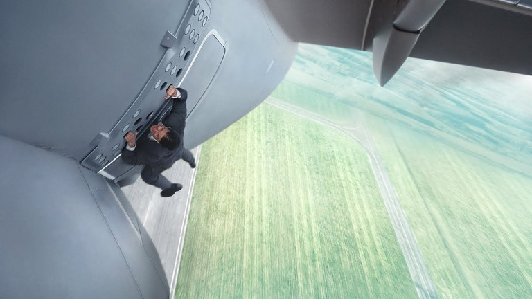 'Mission Impossible: Rogue Nation' | © Paramount