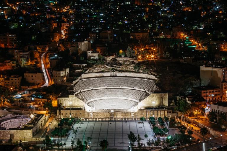 Roman Amphitheater   Mo'taz Sulaiman / © Culture Trip