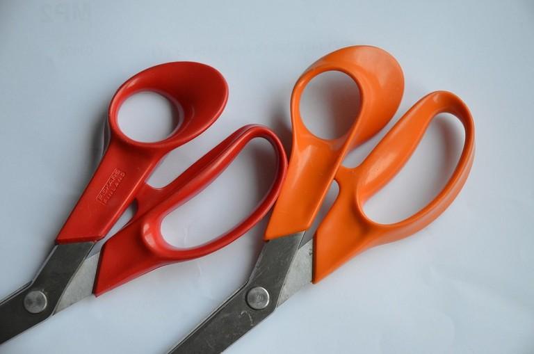 Finnish Invention, Fiskars Scissors   © maxpixel
