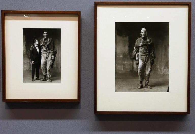 Martín Chambi's work on display in Lima | © Ernesto Arias/Epa/REX/Shutterstock