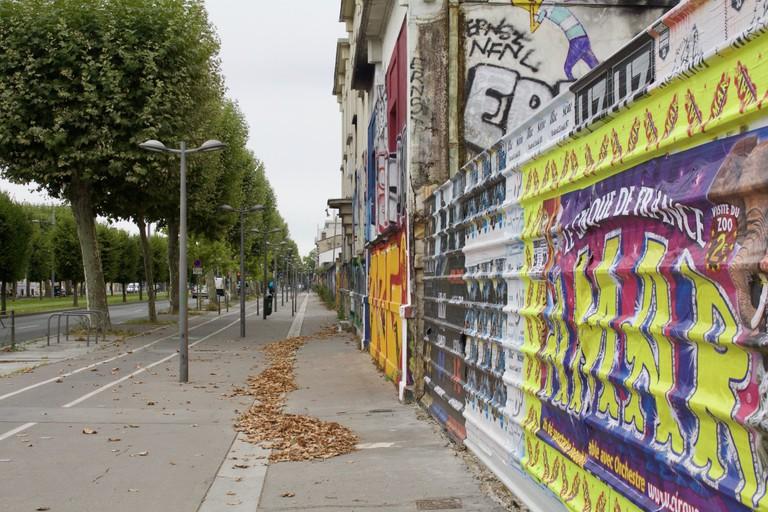 Running on La Bastide area