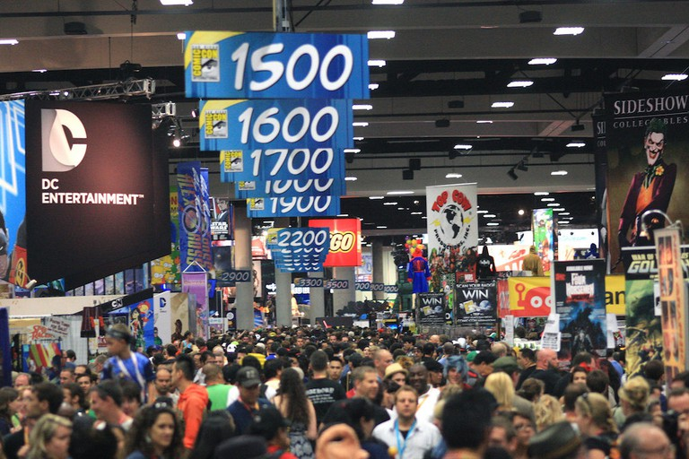 The convention now regularly sells out