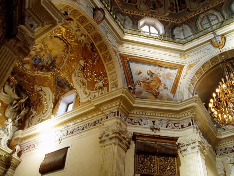 San Michele di Stampace - Barocco Spagnolo©Cristiano Cani/Flickr