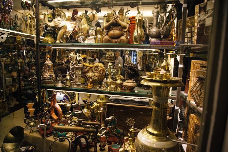 Downtown souvenirs   Mo'taz Sulaiman / © Culture Trip