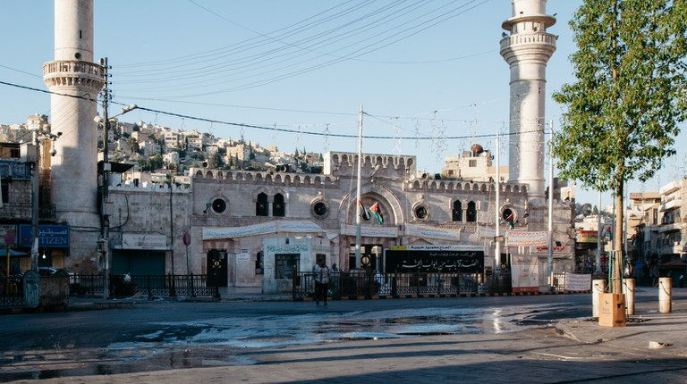 Amman Downtown streets   Mo'taz Sulaiman / © Culture Trip