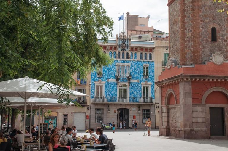 One of Barcelona's beautiful public squares | Michael & Tara Castillo / © Culture Trip