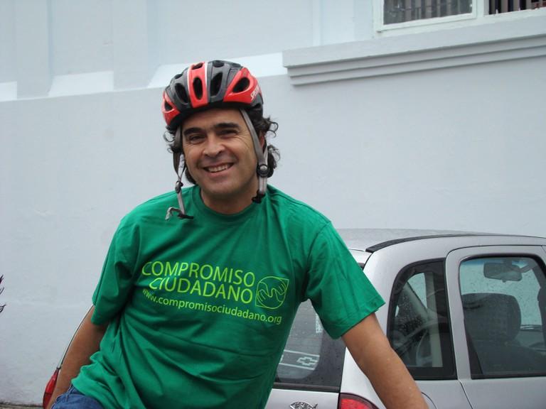 Sergio Fajardo, the instigator of social urbanism in Medellín