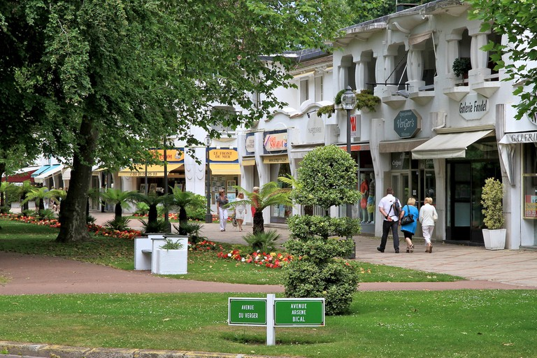 Shopping in Le Touquet