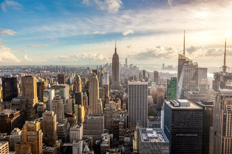 The infamous skyline of NYC | © turtix/Shutterstock