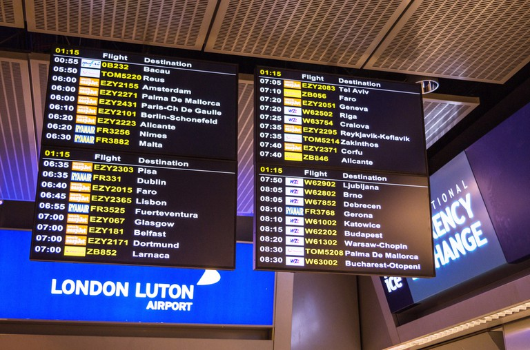 Fastrack VIP has launched at London's Luton airport