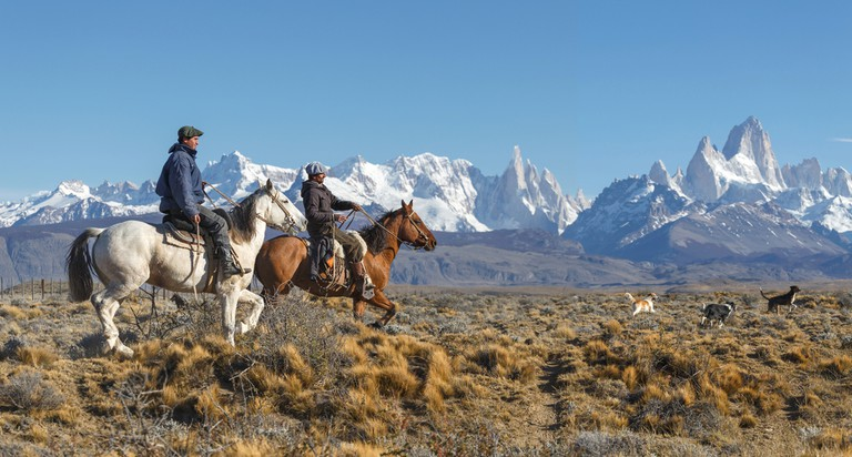 Discover Patagonia the gaucho way, on horseback