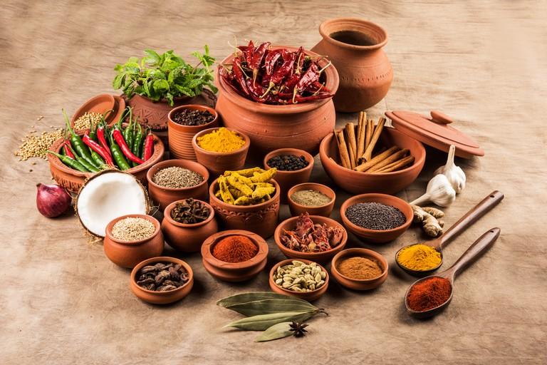 Terracotta is often turned into utensils in India