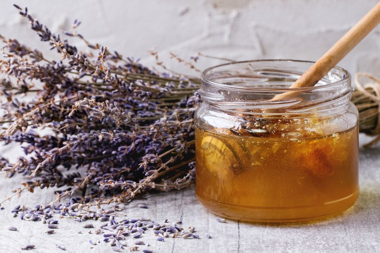 Everyone loves the honey from Provence