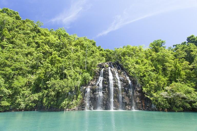 Kahatola Waterfall in Ternate | © Muslianshah Masrie / Shutterstock