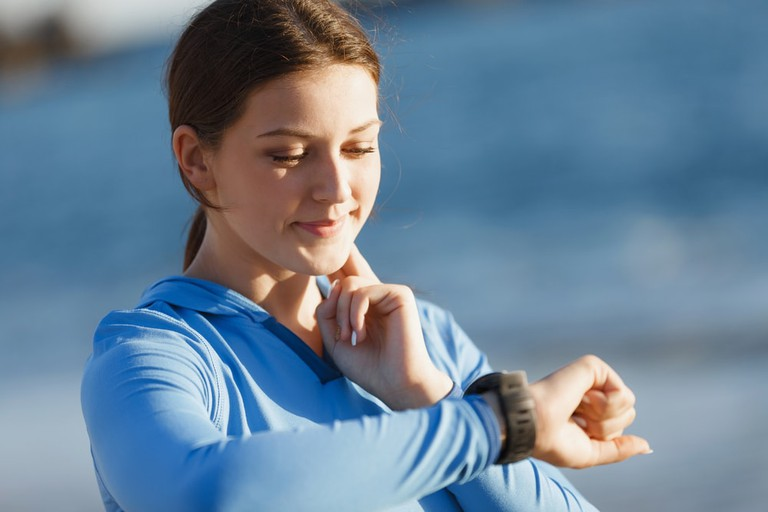 Heart Rate Monitor   © Sergey Nivens/Shutterstock