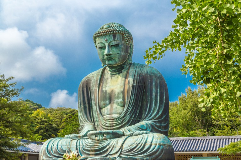 Great Buddha, Kamakura, Japan