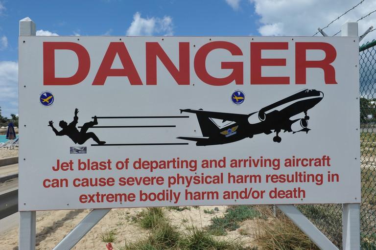 Despite warnings, many beachgoers still take the risk