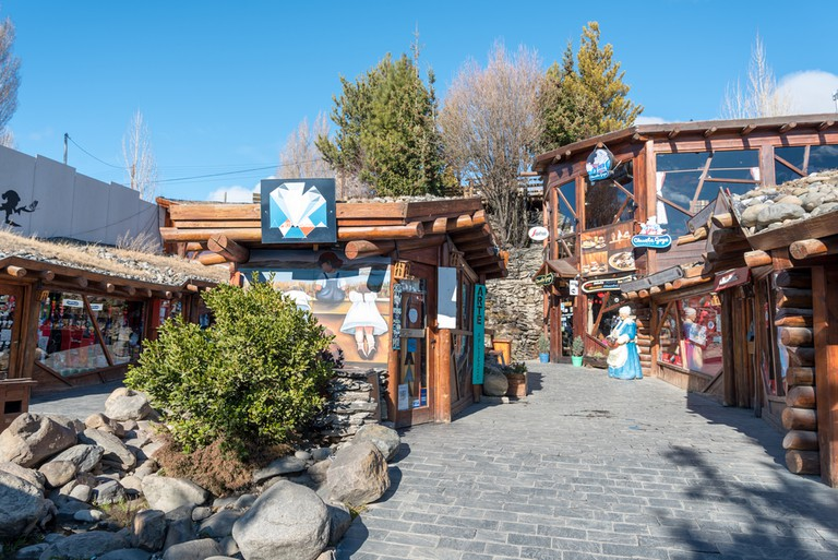 The Alpine-esque town of El Calafate is the area's main hub
