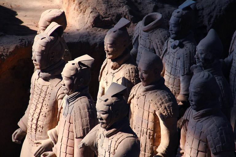 Terracotta Army, Xi'an, China