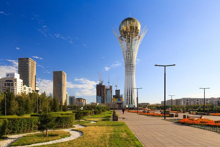 Astana Tower, Kazakhstan