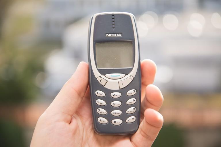 The classic Nokia 3310   © pe3k/Shutterstock
