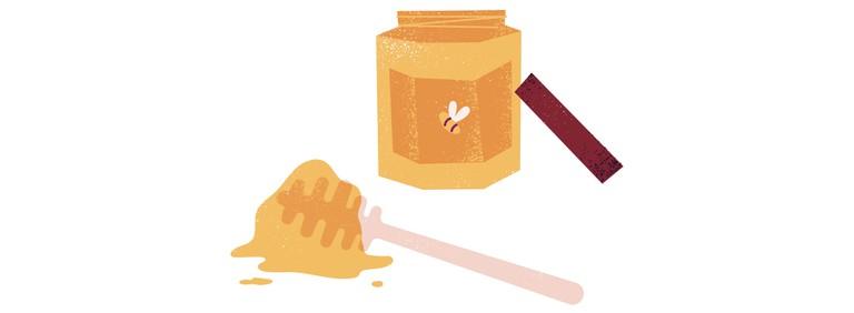 Polish hangover cures: honey