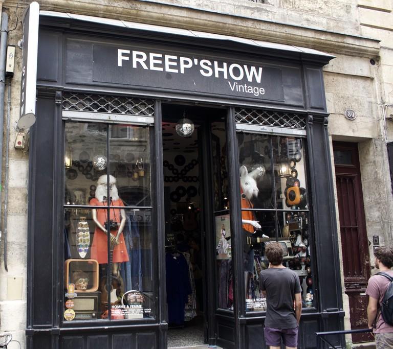 Freep'Show shop/