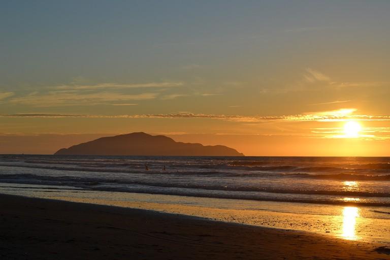 Kapiti Coast Sunset