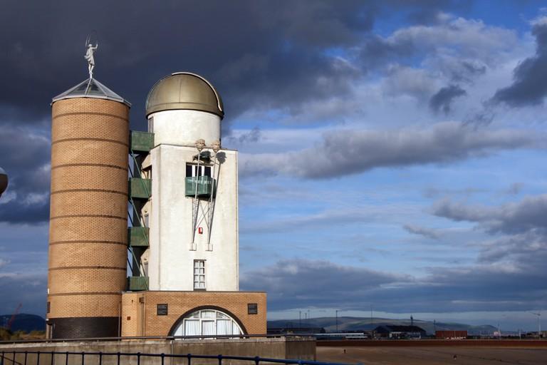 Swansea Observatory.