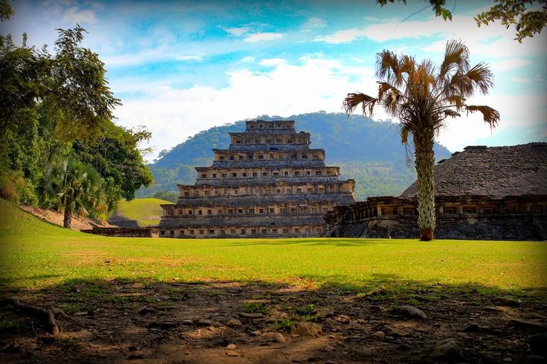 Archaeological site El Tajín