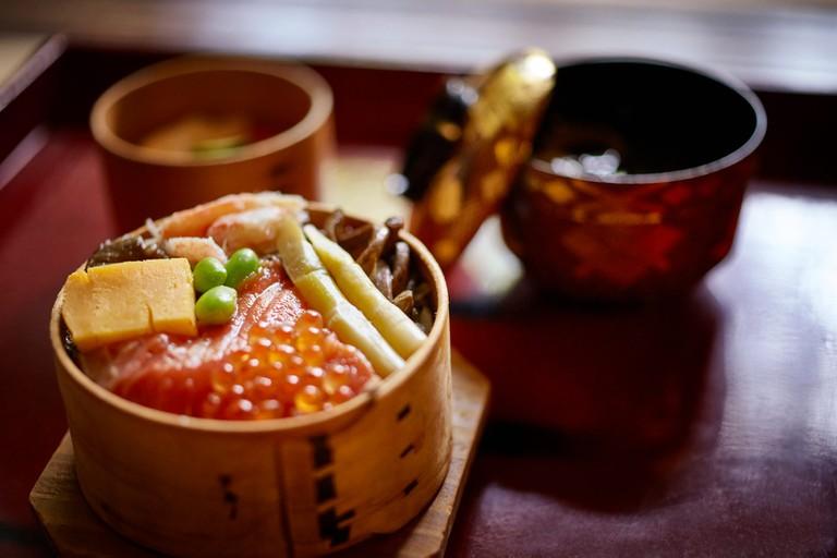 Seasonal cuisine