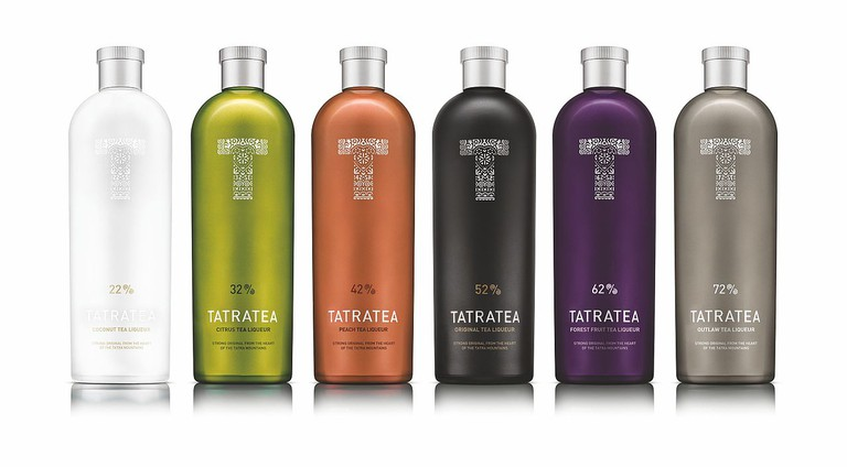 Tatra Tea is available in six different flavors