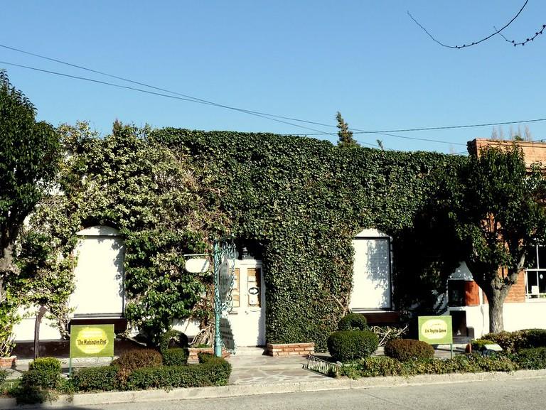 A quaint tea house in Gaiman, Welsh Patagonia