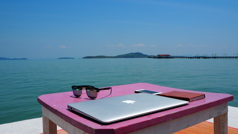 What it means to be a digital nomad
