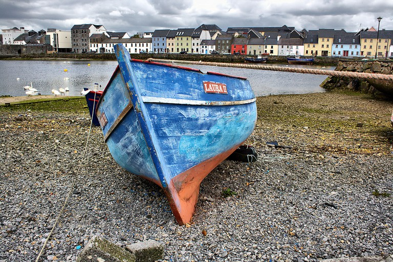 Laura II – The Claddagh, Galway