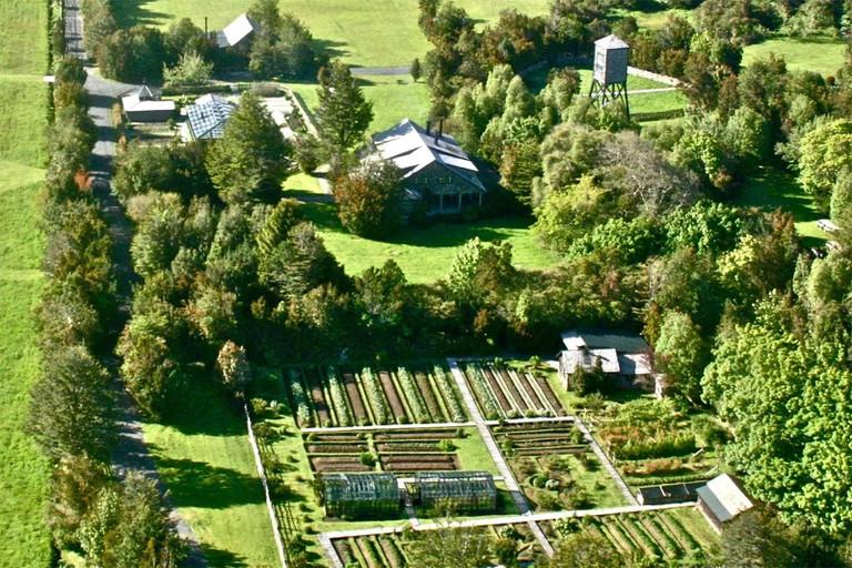 Fundo Reñihue Gardens