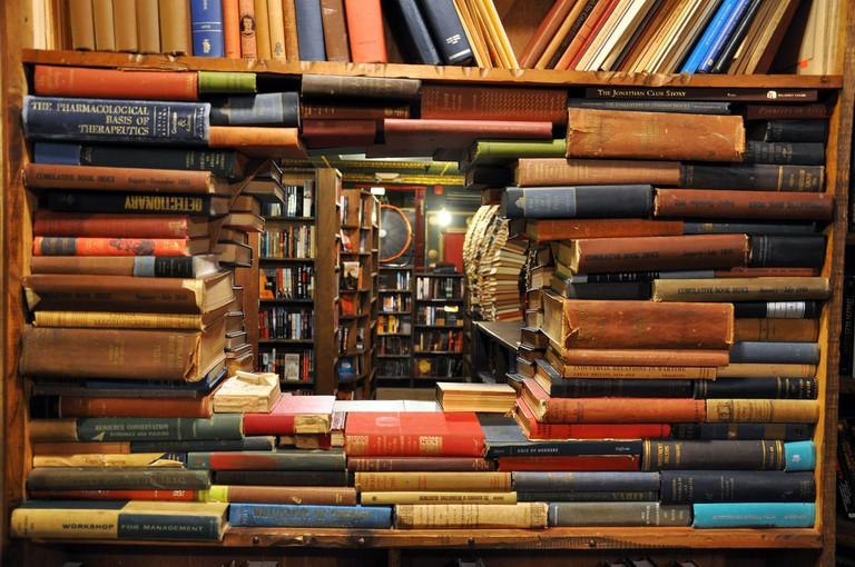 The Last Bookstore   © Jennifer Boyer / Flickr