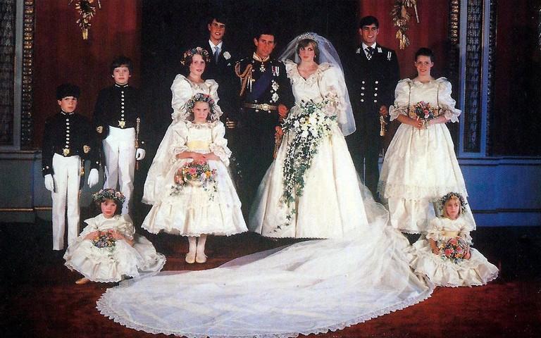 The Wedding Of Prince Charles & Princess Diana, Sovereign Series Royal Wedding 1981, No. 37 | © Joe Haupt/Flickr