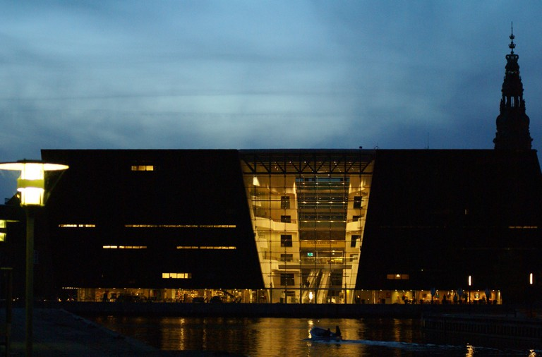The Royal Library