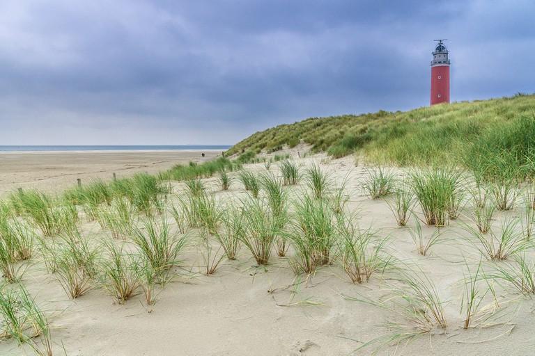 Eierland Lighthouse on Texel