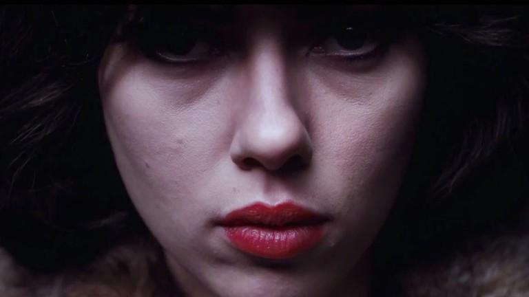 Scarlett Johansson as The Female in Under the Skin (2013)