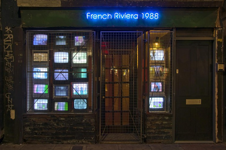 'Les Télévisions' Exhibition at French Riviera | Courtesy of French Riviera Photo by Kris Emmerson