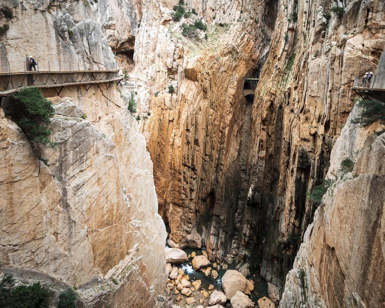 El Caminito del Rey, Spain