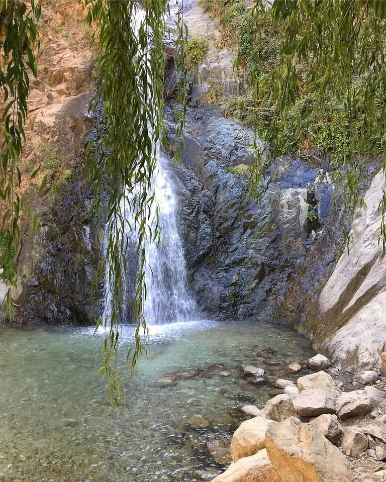 Setti Fatma waterfall