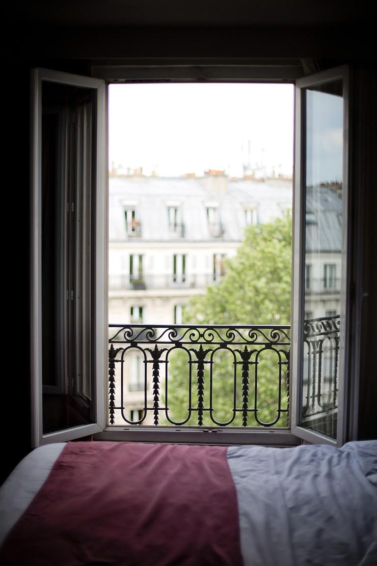 Window in Paris │© jill111 / Pixabay