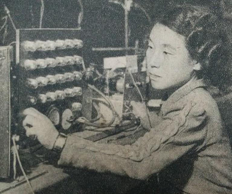 Yuasa Toshiko, via Wikimedia Commons