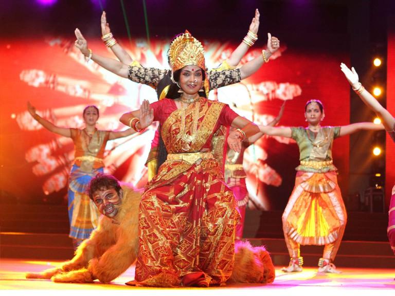 Navratri celebrations